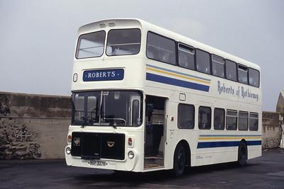 Roberts Rothiemay NSP327R Macduff Depot Mar 94