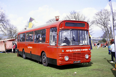 Aberdeen City Council JRS22F Duthie Park Abdn Apr 92