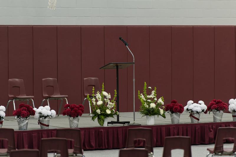Abernathy High School, Class of 2013 Commencement, 5-31-2013