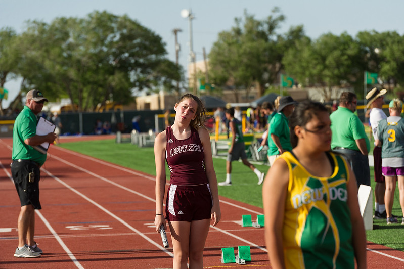 District Track Meet, NewDeal, 4-17-2015