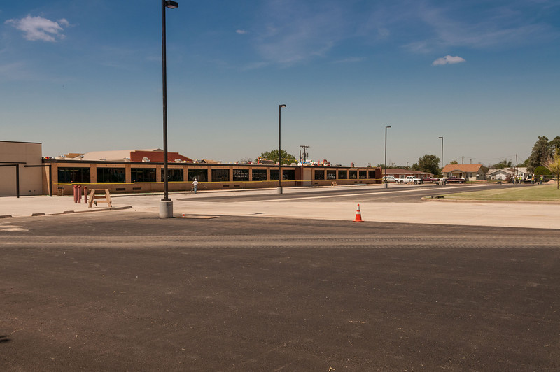 Elementary, Alamo, Band Hall, Kids Bldg, 8-22-2013