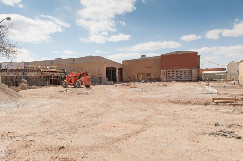 Elementary Renovation, 3-25-2013