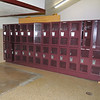 Visiting Girls Dressing Room Lockers