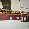Just a few of the trophies the Antelopes have won through the years.