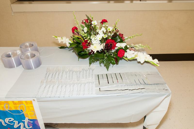 Retirement, Harold Bufe, Barbara Webb, Dallana Loper 1-11-2013