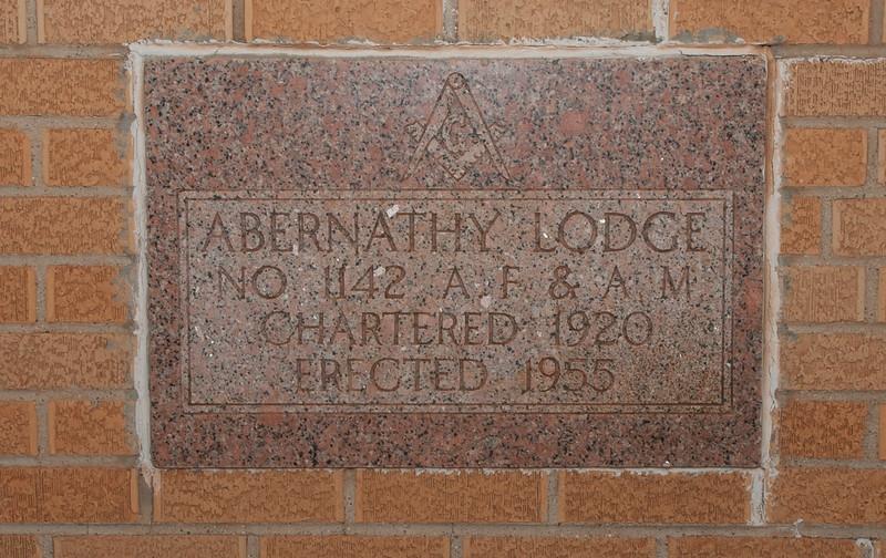 Abernathy Masonic Lodge # 1142 AF & AM