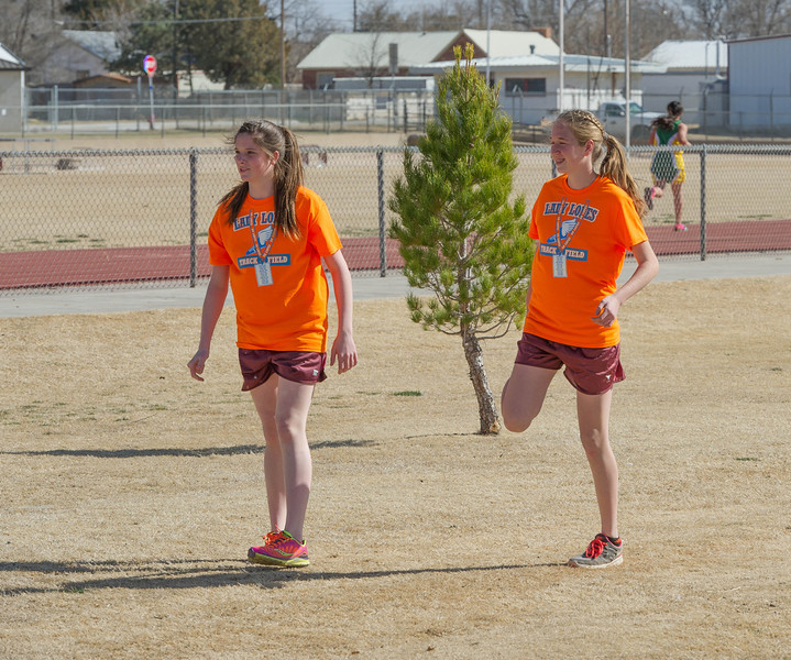 Jr. High Track Meet, 3-7-2013..a few pics