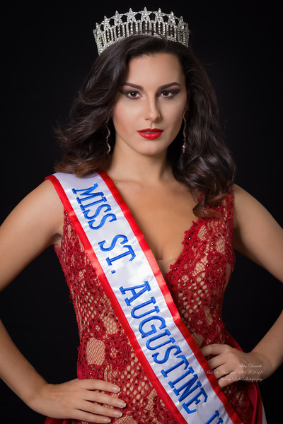 Ashley Daniello - Miss St. Augustine USA 2018