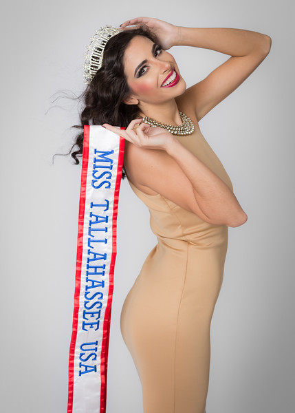 Lauren Calmet - Miss Tallahassee USA 2017