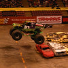 Monster Jam IZOD Center 2012 :