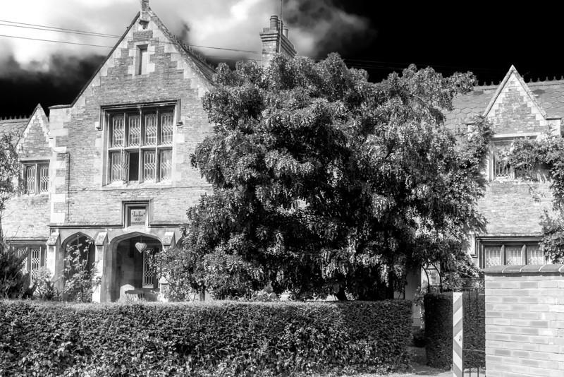 Abington Cottage, Abington Avenue,  Northampton, August 2013