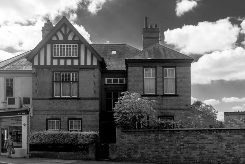 Large House, Abington Grove,  Northampton, August 2013