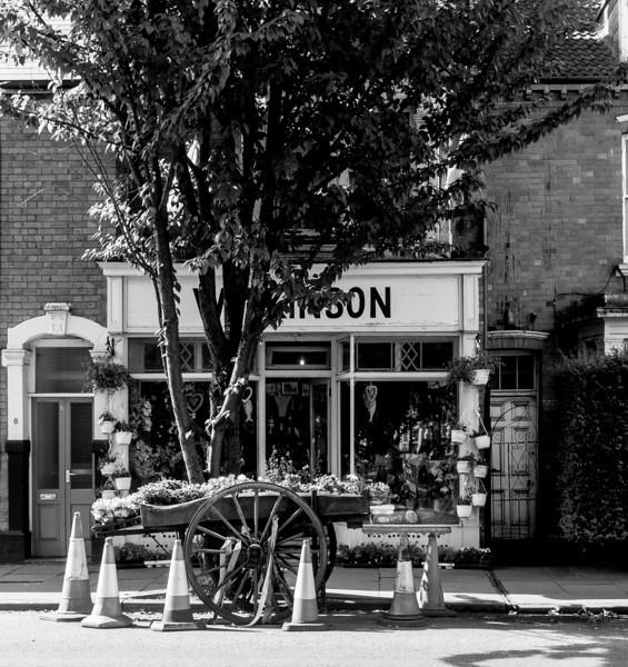 W G Wilkinson, Abington Grove,  Northampton, August 2013