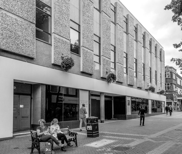 Marks and Spencer, Abington Street, Northampton