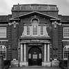 Entrance, Mobbs Miller Factory, Christchurch Road, Northampton