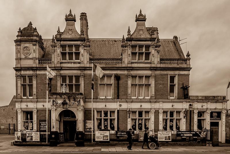 The Abington Hotel, Wellingborough Road, Northampton