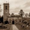 The Church of Saint Peter and Saint Paul, Abington, Northampton_