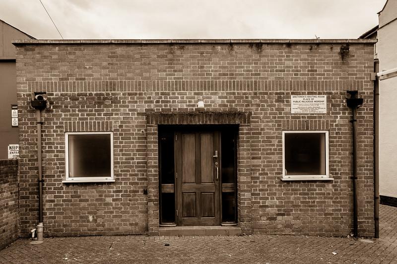 Bretheren's Meeting Room, Christchurch Road, Northampton