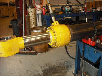 Cylinder & Misc Hydraulic Repair