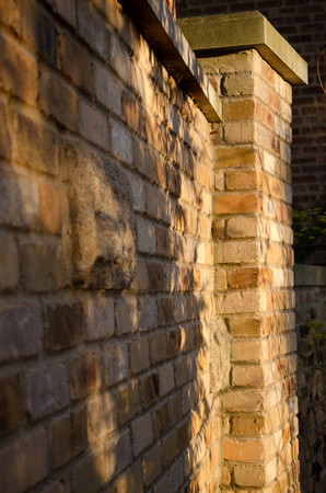 The Wall in the Evening Light (Photo by Johnny Nevin)