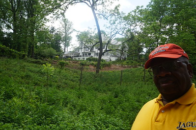 Gregory Burrus at  Reeeves-Reed Arboretum 0002
