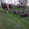 Amish Garden Prepration Equipment