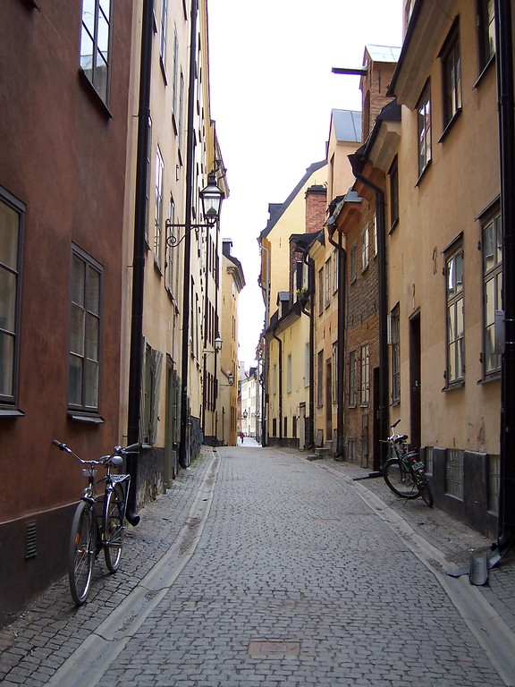 One of my favorite photos I took in Stockholm.  Land of my ancestors!
