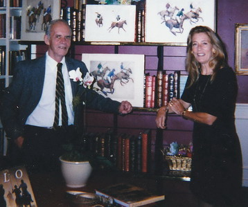 Susan Barrantes and Henry Dyches