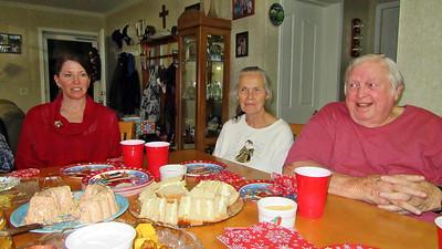 Family Christmas in Louisiana December 2015
