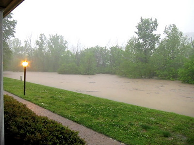Rain and Flooding at my home in Franklin, TN