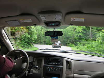 Family Trip in Pigeon Forge, TN - In Great Smoky Mountain National Park