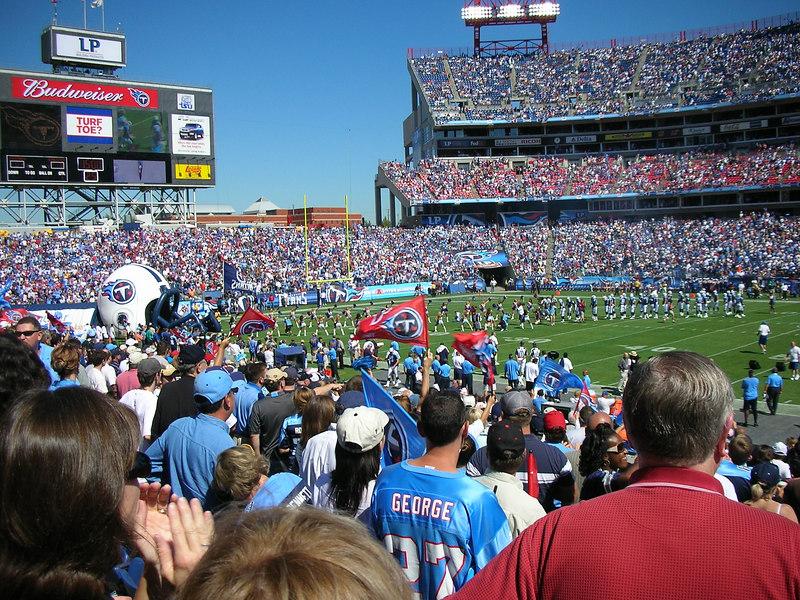 Tennessee Titans Pregame 2006