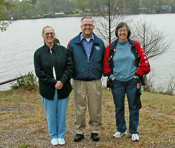 My Sisters Shirley, Pat and I