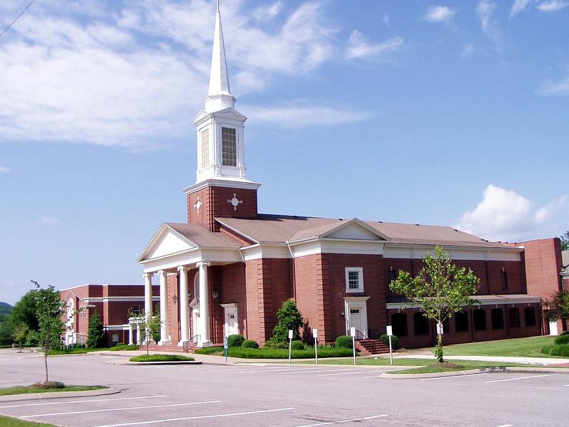 My Church - Forest Hills Baptist Church, Nashville, TN, USA