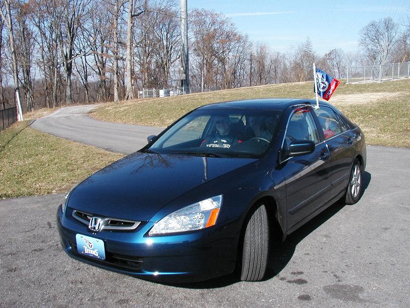 My 2003 Honda