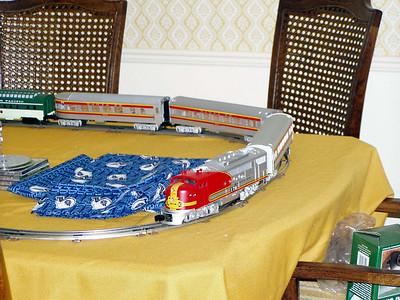 My Lionel Train