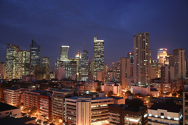 This city is my home, where I grew up. My house is just a mile from this vantage point. <br /> <br /> The City of Makati, or simply Makati, is one of the cities and municipalities that make up Metro Manila, the greater metropolitan area of the national capital of the Philippines. It is the major financial, commercial and economic hub in the Philippines, often referred to as the financial capital of the Philippines since many global companies have their offices and headquarters in the city.<br /> <br /> Although its population is slightly less than half a million, the daytime population of Makati City is estimated to be a million during a typical working weekday because of a large number of people go to the city to work, shop, and do business.