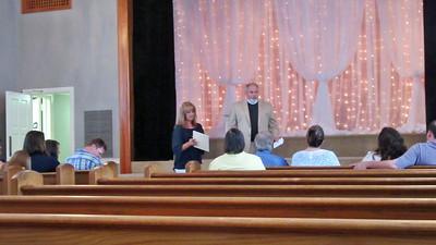 Cheri's and Matt's Wedding July 15, 2017