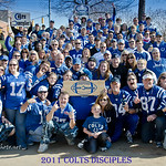 "ColtsDisciples : Everything Indianapolis Colts! Heavy on my tailgating group. The Colts Disciples. ""We Win Everytime!"" Please add comments, captions and tags!"