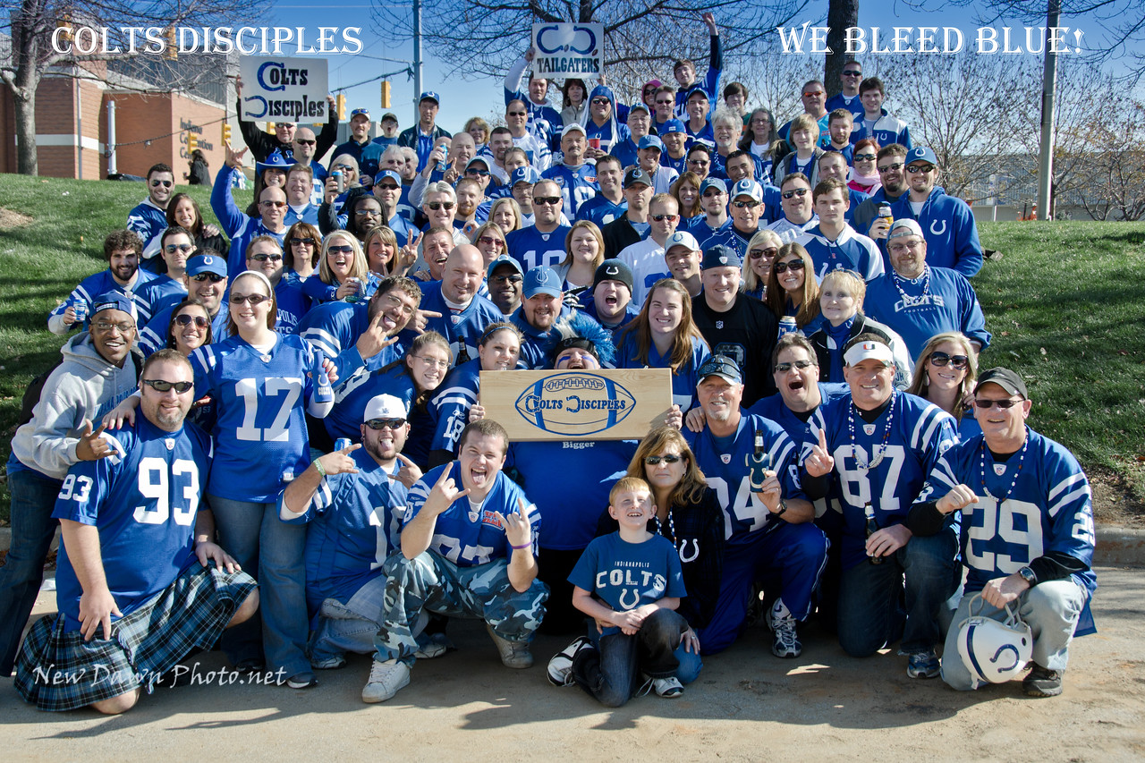 Colts Disciples...We Do What We Do!