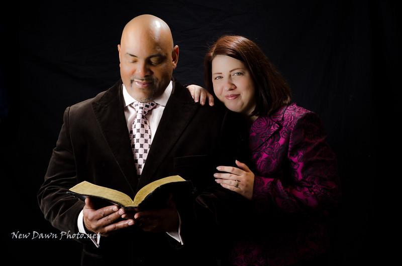 Dr. Ty & 1st Lady Heather Turner<br /> Lifeline Ministries