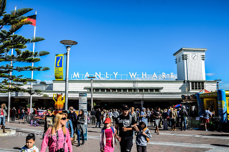 Manly Wharf, Sydney