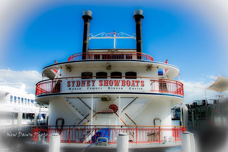Sydney Showboat