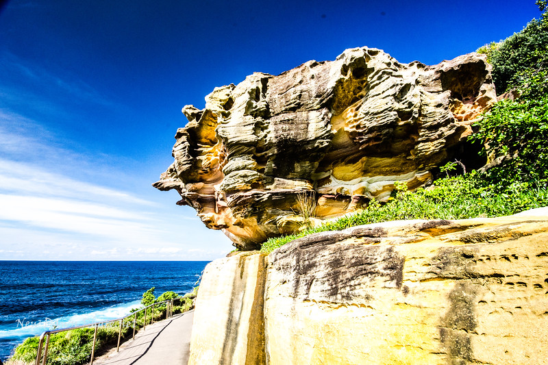 Rock of Bondi - Selected for Display in Mayor Ballard's Office