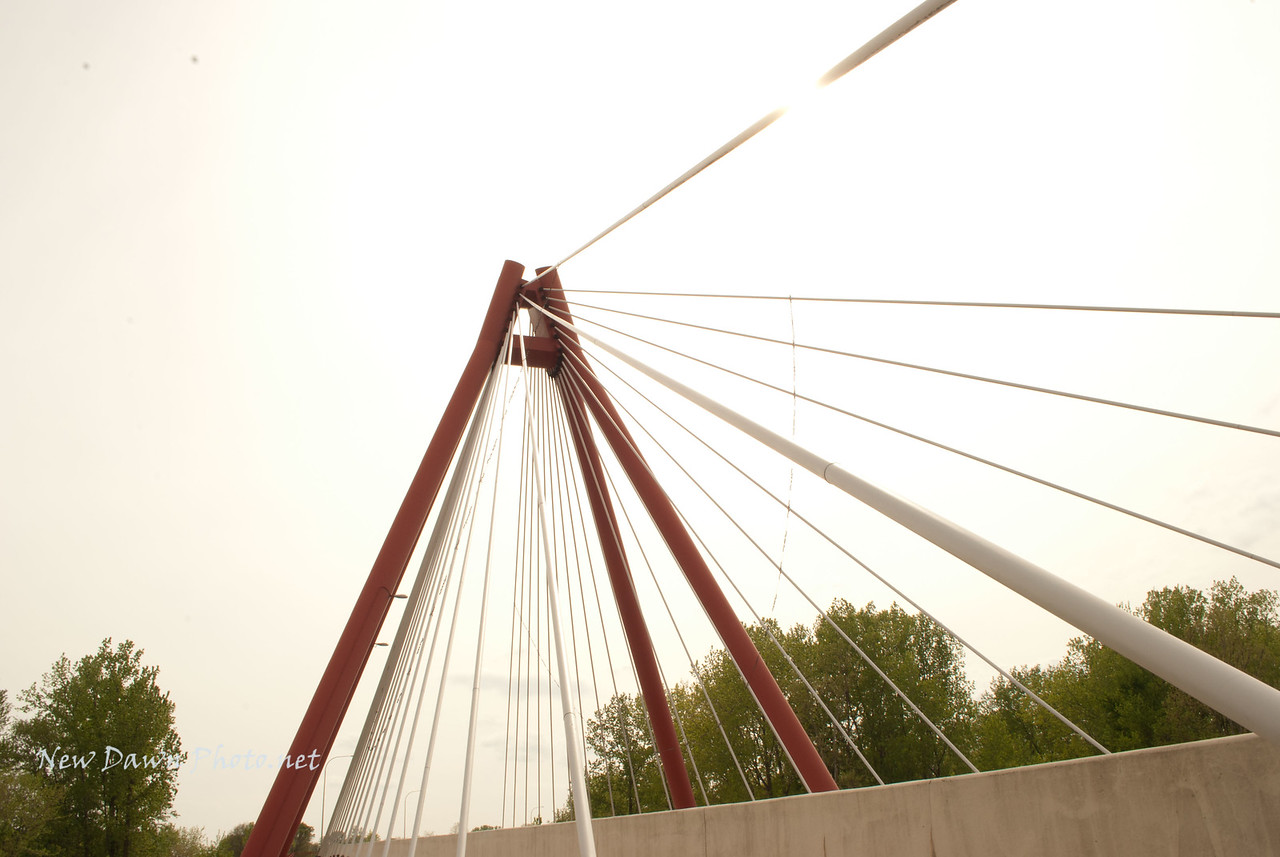 Bridge over Stable Waters<br /> Columbus, IN