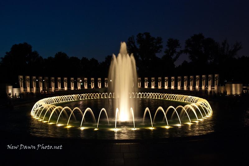 Washington DC @ Night