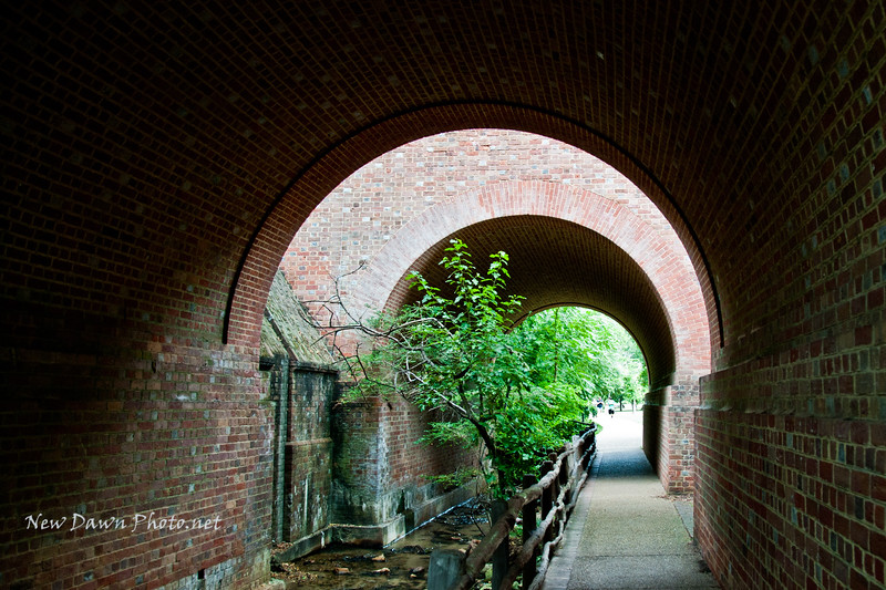 Tunnel to Williamsburg