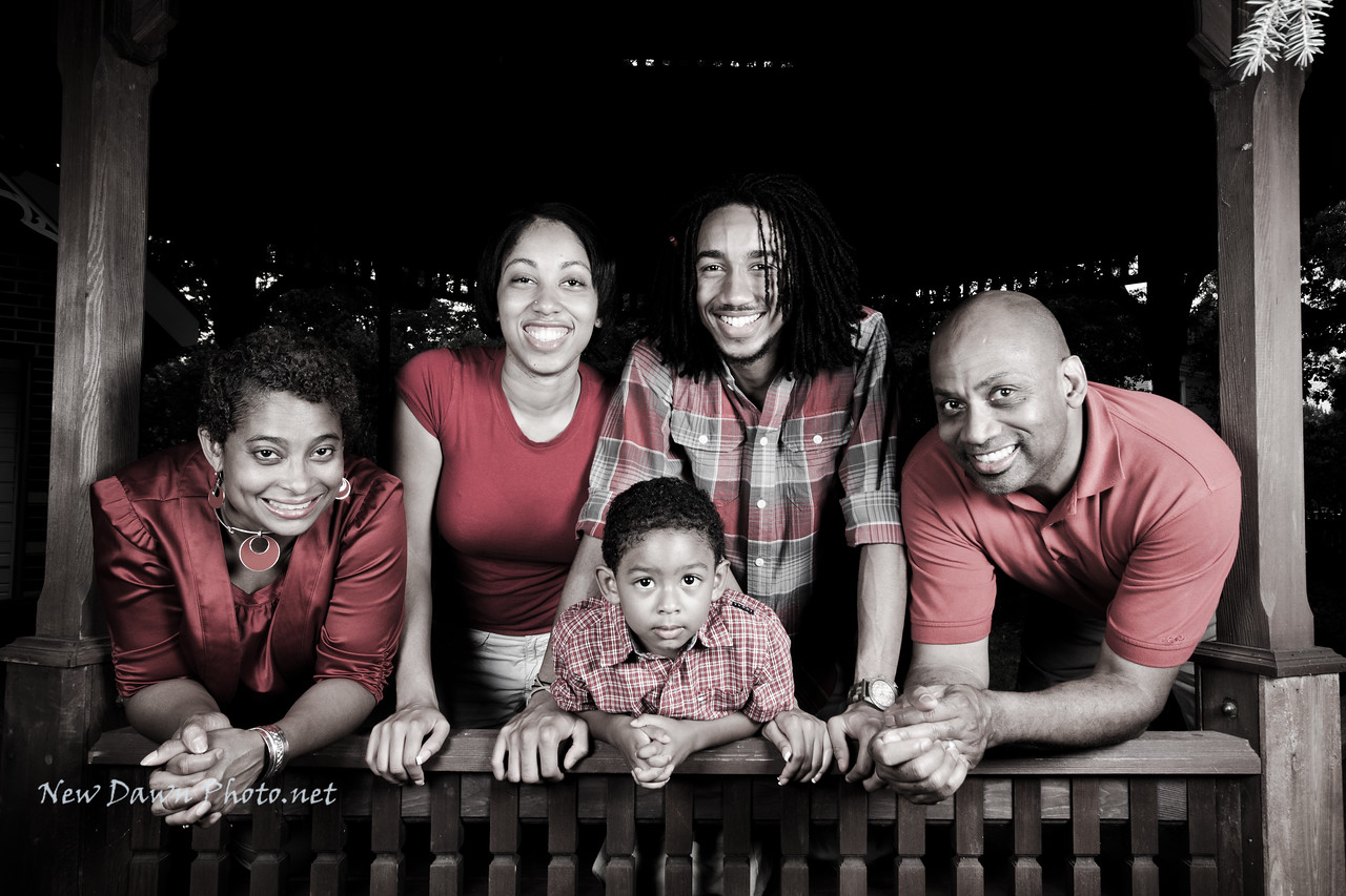 The Guy Hayes Family