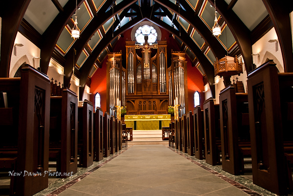Church on Meridian. The Organ is valued at over 1.6 million.