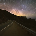 Highway to the Milky Way (Big Sur)